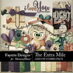 The Extra Mile Add On Combo Pack-$4.20 (Fayette Designs)