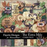 The Extra Mile Combo Pack-$7.99 (Fayette Designs)