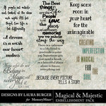 Magical and Majestic WordArt Pack-$4.99 (Laura Burger)