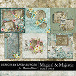 Magical and Majestic Quick Pages-$6.99 (Laura Burger)
