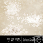 Christmas Memories ID Overlays-$2.99 (Indigo Designs)