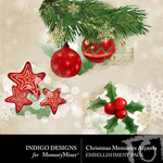 Christmas Memories ID Accent Pack-$2.99 (Indigo Designs)