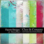 Claus and Company Hotmess Blended Pack-$3.99 (Fayette Designs)