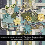 Project September Combo Pack-$4.99 (Laura Burger)