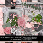Project March Combo Pack-$4.99 (Laura Burger)