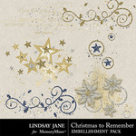 Christmas to Remember LJ Scatterz Pack-$1.99 (Lindsay Jane)
