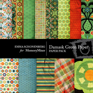 Damaskgreenlarge medium