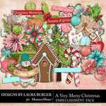 A Very Merry Christmas Add On Pack-$2.49 (Laura Burger)