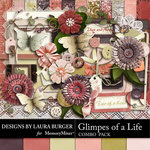 Glimpes of a Life Combo Pack-$6.99 (Laura Burger)