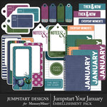 Jumpstart Your January Journal Pack-$3.99 (Jumpstart Designs)