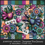 Jumpstart Your January Combo Pack-$8.99 (Jumpstart Designs)