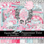 Peppermint Twist Combo Pack-$8.99 (Fayette Designs)