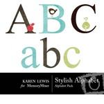 Stylish Alphabet Pack-$1.00 (Karen Lewis)