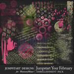 Jumpstart Your February Accents Pack-$3.99 (Jumpstart Designs)