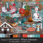 Winter Adventure Combo Pack-$6.99 (Laura Burger)