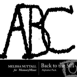 Back to 50 s alpha pack medium