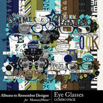 Eye Glasses Combo Pack-$7.99 (Albums to Remember)