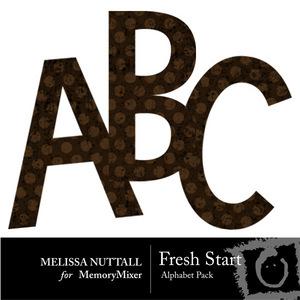 Fresh start  alpha pack medium