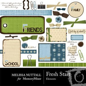 Fresh start elements medium