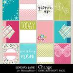 Change Journal Cards-$1.99 (Lindsay Jane)