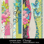Change Borders Pack-$1.99 (Lindsay Jane)