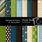 Fresh Start Paper Pack-$4.00 (Melissa Nuttall)