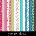 Change Paper Pack-$2.49 (Lindsay Jane)