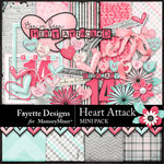 Heart Attack Mini Pack-$5.99 (Fayette Designs)