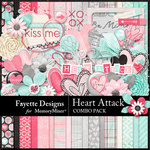 Heart Attack Combo Pack-$8.99 (Fayette Designs)