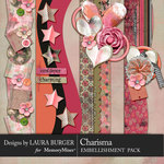 Charisma Borders Pack-$4.99 (Laura Burger)