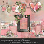 Charisma Extras Pack-$5.99 (Laura Burger)
