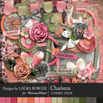 Charisma Combo Pack-$5.99 (Laura Burger)