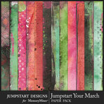Jumpstart Your March Art Paper Pack-$3.99 (Jumpstart Designs)