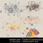 Under Construction LJ Scatterz Pack-$1.99 (Lindsay Jane)