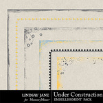 Under Construction LJ Edges Pack-$1.99 (Lindsay Jane)