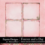 Forever and a Day Messy Edges Pack-$2.49 (Fayette Designs)