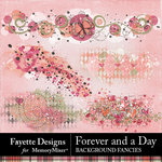 Forever and a Day Background Fancies-$2.99 (Fayette Designs)