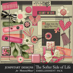 The Softer Side of Life Snip Its Pack-$3.99 (Jumpstart Designs)