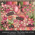 The Softer Side of Life Combo Pack-$7.99 (Jumpstart Designs)