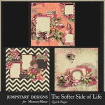 The Softer Side of Life Quick Pages-$4.99 (Jumpstart Designs)