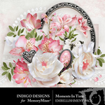 Moments In Time ID Embellishment Pack-$4.99 (Indigo Designs)