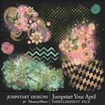 Jumpstart Your April Accents Pack-$3.99 (Jumpstart Designs)