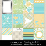 Spring to Life LJ Journal Cards-$1.99 (Lindsay Jane)
