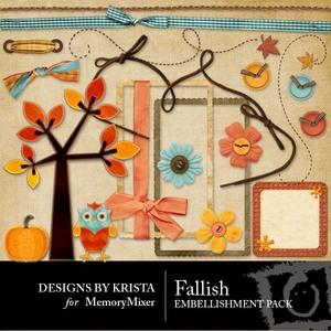 Fallish elements medium