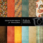 Fallish Paper Pack-$4.00 (Designs by Krista)