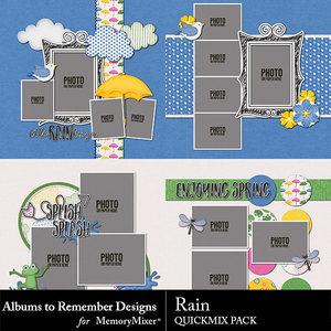 Rain quickmix main medium
