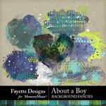 About A Boy FD Background Fancies-$3.99 (Fayette Designs)