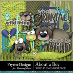 About A Boy FD Wild Things Mini Pack-$4.99 (Fayette Designs)