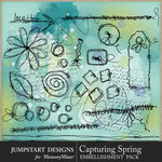 Capturing Spring Doodles Pack-$3.99 (Jumpstart Designs)