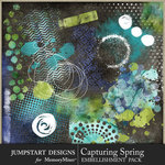 Capturing Spring Accent Pack-$3.99 (Jumpstart Designs)